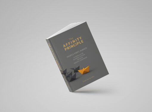 Grant Ian Gamble | The Affinity Principle | Mindful Leadership | Business Book