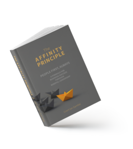 Grant Ian Gamble | The Affinity Principle | Mindful Leadership | Business Book